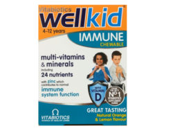 well kid immune