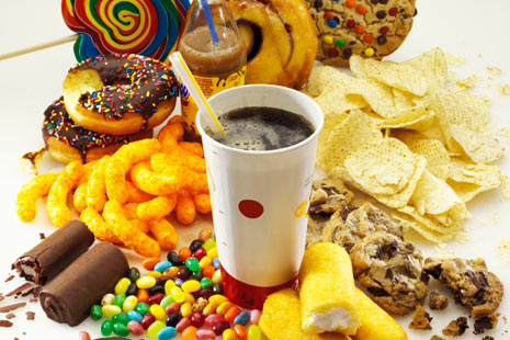 Ελλιπής ανάπτυξη των μικρών παιδιών λόγω junk food