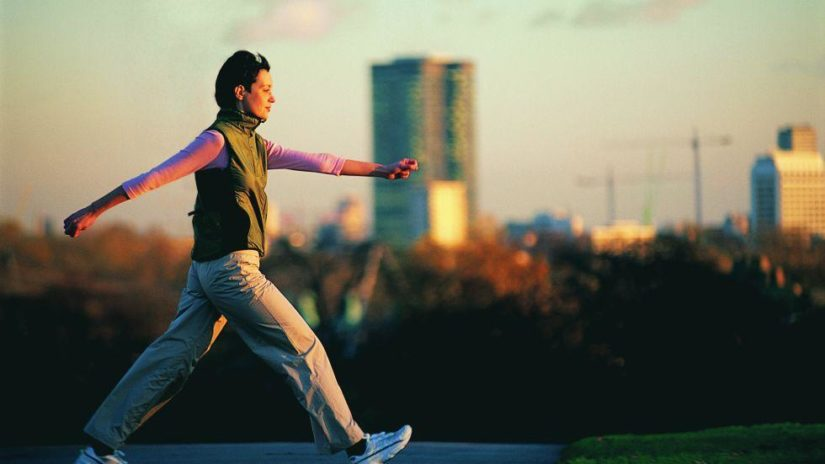 Όσοι περπατούν αργά, γερνούν πιο γρήγορα