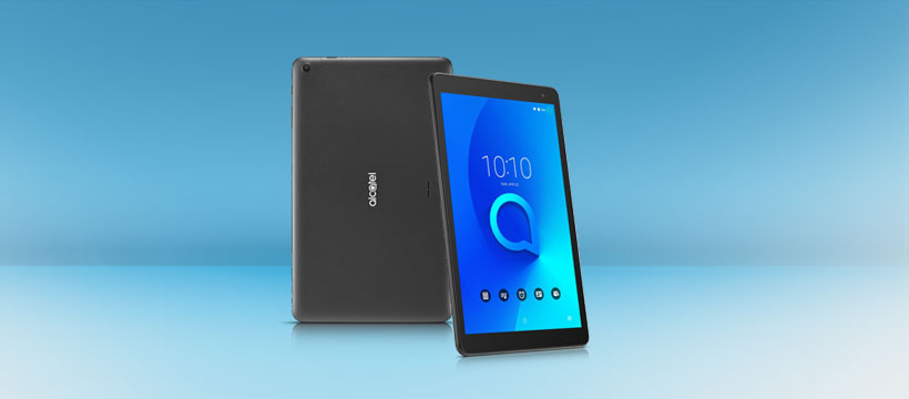 Διαγωνισμός: Κερδίστε ένα Alcatel 1T 10 tablet