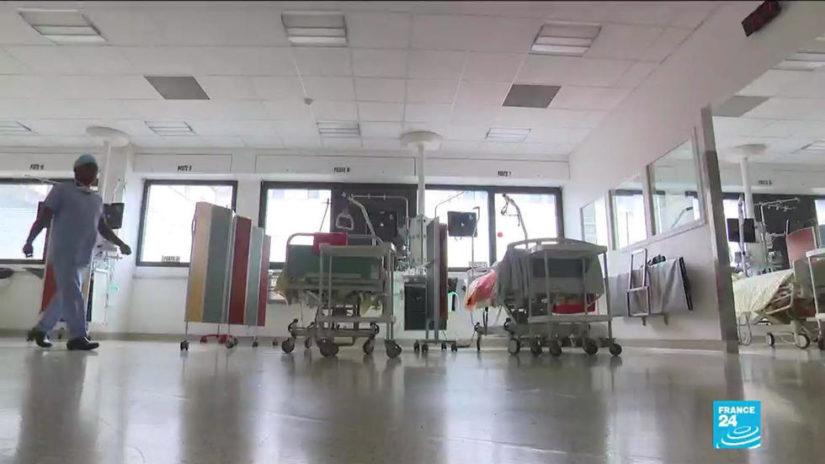 Σχέδιο Έκτακτης Ανάγκης στα νοσοκομεία της Γαλλίας