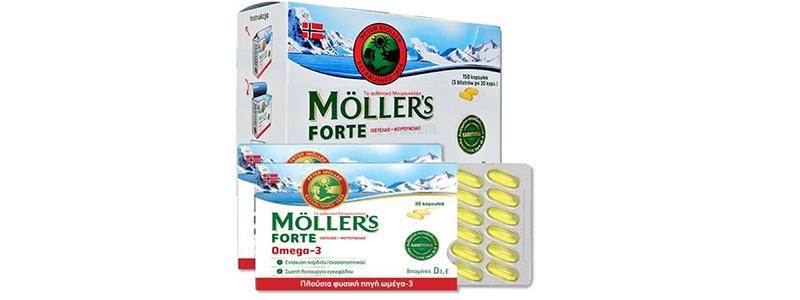 Mollers forte omega 3