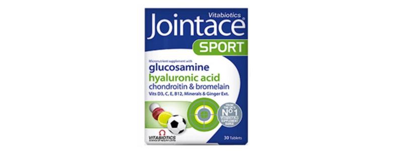 Συνδυασμός συστατικών για υγιείς αρθρώσεις σε αθλητές