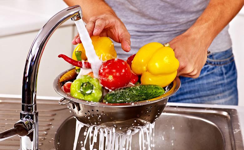 Η ασφάλεια των τροφίμων στο σπίτι μας