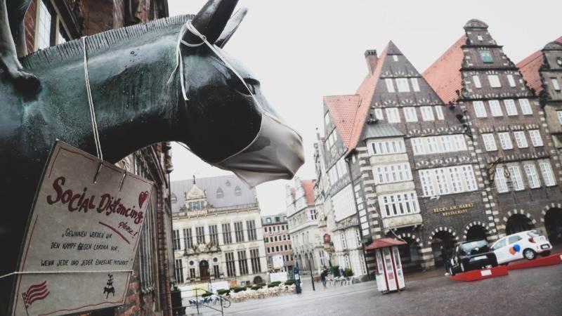 Αυστηρή καραντίνα σε περιοχές της Γερμανίας