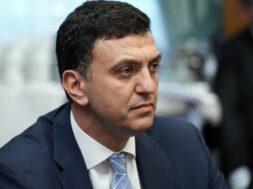 Cabinet meeting; Governing Council; New Democracy; Vassilis Kikilias; politician; right wing; Βασίλης Κικίλιας; Κυβερνητικό Συμβούλιο; ΝΔ; Νέα δημοκρατία; βουλή; κοινοβούλιο; πολιτικός; υπουργικό συμβούλιο;