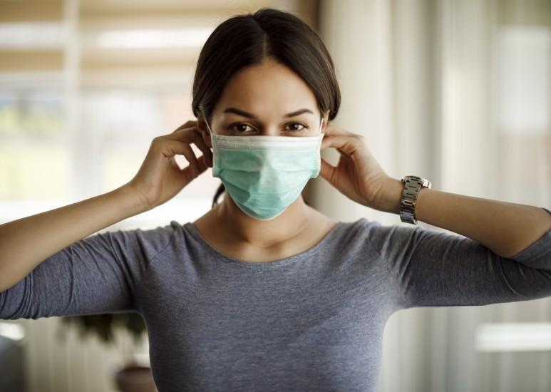 Κορωνοϊός: Καλός αερισμός, χρήση μάσκας και κοινωνική αποστασιοποίηση