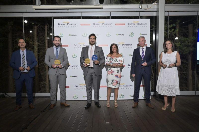 Best in Pharmacy Awards 2020: 7 σπουδαίες διακρίσεις για τον ΟΦΕΤ