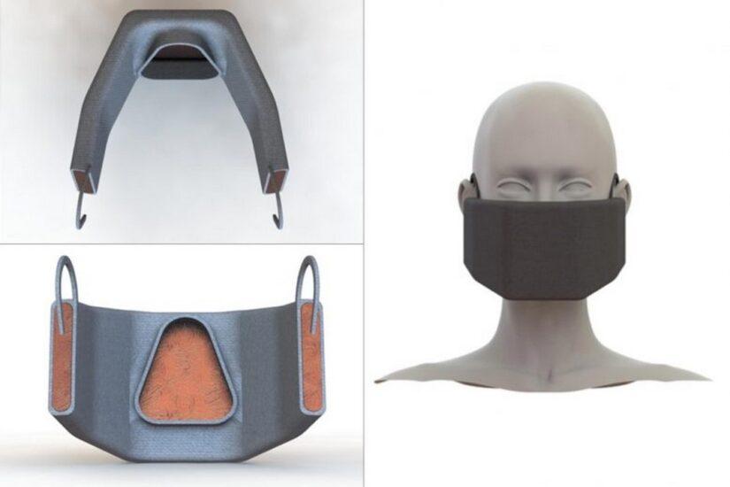 MIT: Κατασκεύασαν μάσκα που σκοτώνει τον κορωνοϊό