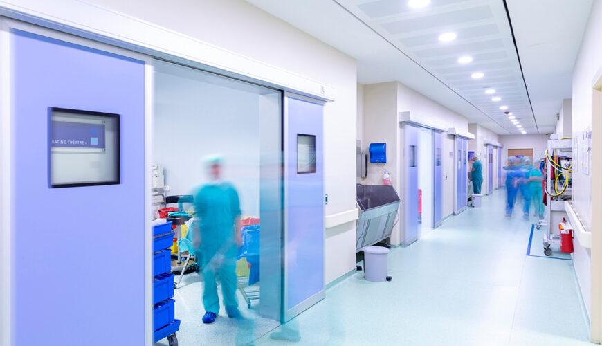 Αύξηση των εισαγωγών ασθενών στα νοσοκομεία