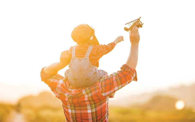 Ο ρόλος του πατέρα στην παιδική ψυχοσυναισθηματική ανάπτυξη