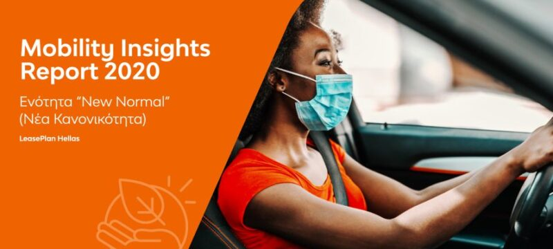 Banner – Mobility Insights Report 2020 – New Normal Edition