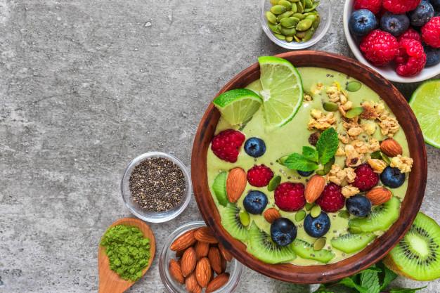 Διατροφή για την αντιμετώπιση του κορωνοϊού