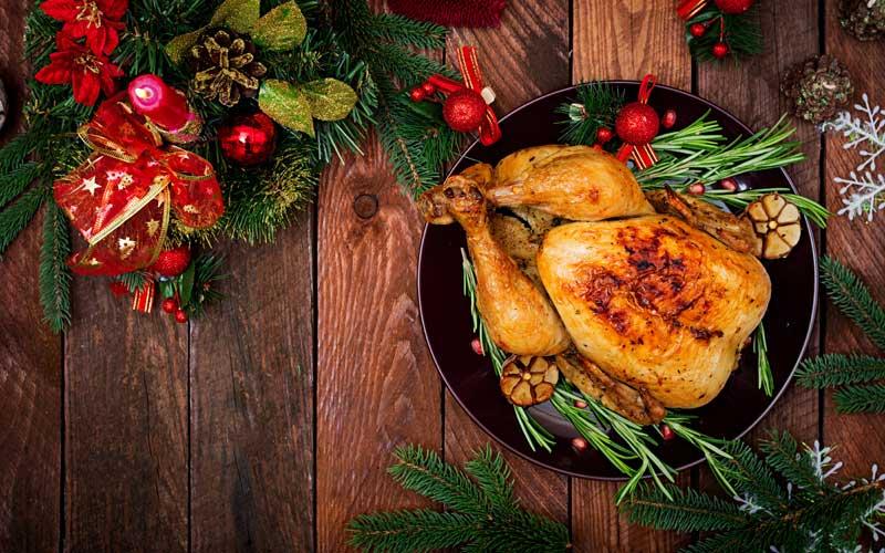 5 πολύτιμες διατροφικές συμβουλές για υγιεινά Χριστούγεννα