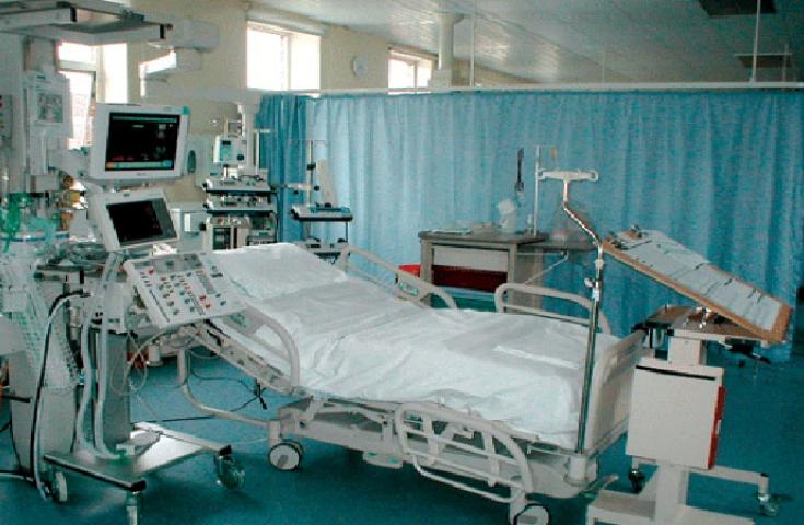 Ασθενείς που εισάγονται σε ΜΕΘ λόγω κορωνοϊού