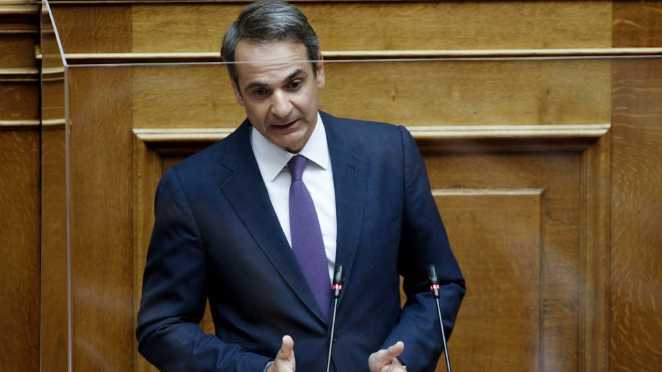 Κ. Μητσοτάκης: Σταδιακή επανεκκίνηση της οικονομίας