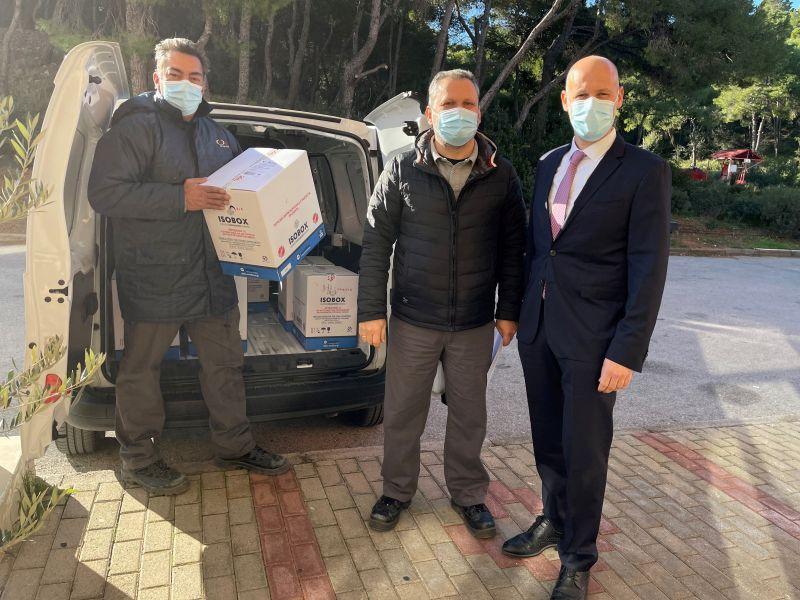 Φαρμασέρβ-Λίλλυ: Προχώρησε σε δωρεά του φαρμάκου baricitinib στον ΕΟΔΥ