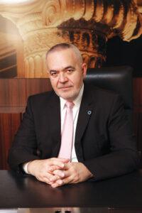 Ολύμπιος Παπαδημητρίου, πρόεδρος του Συνδέσμου Φαρμακευτικών Επιχειρήσεων Ελλάδας