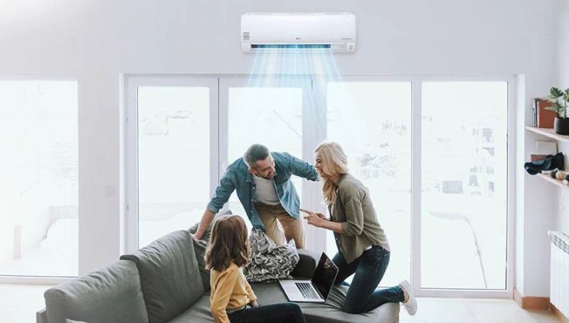 LG: Νέα σειρά κλιματιστικών με αντιβακτηριακή προστασία