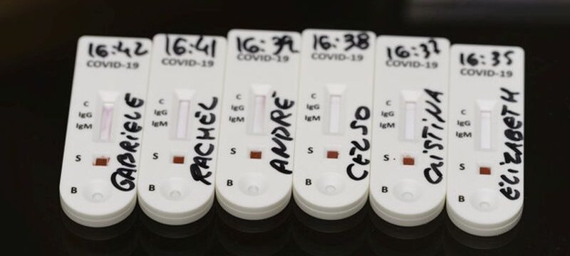 test kit for viral disease COVID-19