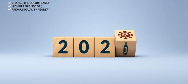 3d-rendering-new-year-2021-covid-vaccine-concept-wooden-cubes_154993-732