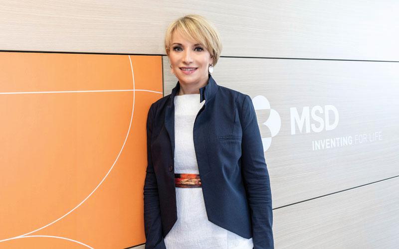 Agata Jakoncic (MSD): «Σύμφωνο συνεργασίας Κυβέρνησης και Βιομηχανίας για ένα σύγχρονο σύστημα υγείας»