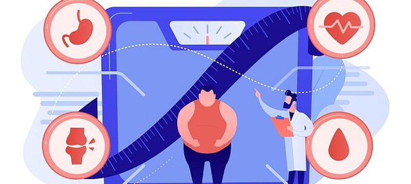 tiny-people-overweight-man-scales-doctor-showing-obesity-deseases-obesity-health-problem-obesity-main-causes-overweight-treatment-concept-pinkish-coral-bluevector-isolated-illustration_335657-1475