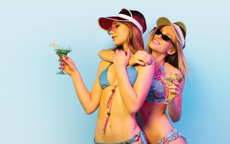 Το καλοκαιρινό αλκοόλ και οι θερμίδες του