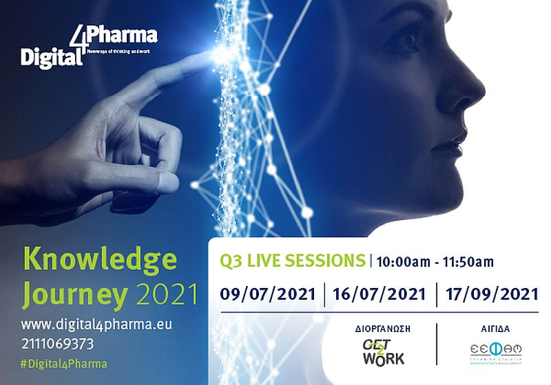 Digital4Pharma: «Knowledge Journey 2021»
