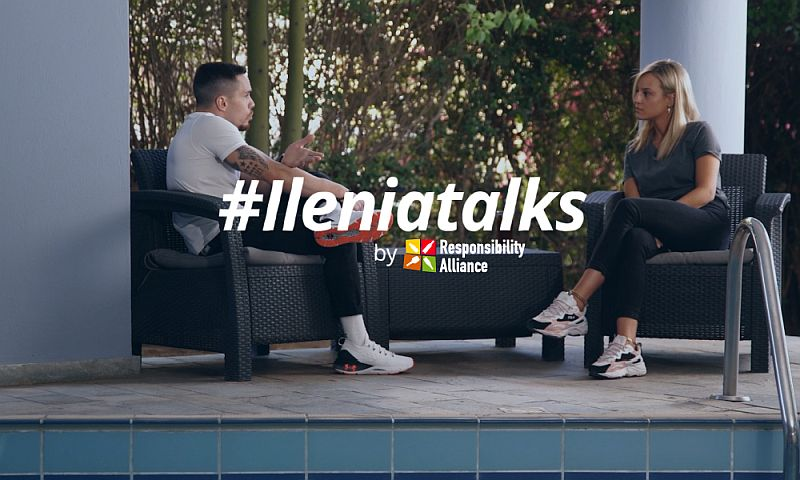 «Ilenia talks» με τον Λ. Πετρούνια για την κατανάλωση αλκοόλ από ανήλικους