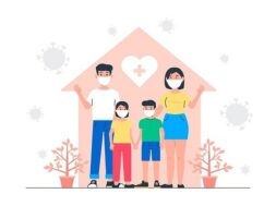 family-protected-from-virus-concept_23-2148562330