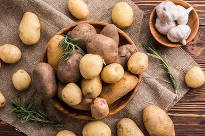 Η κατανάλωση πατάτας μπορεί να μειώσει την κατακράτηση αλατιού και την αρτηριακή πίεση