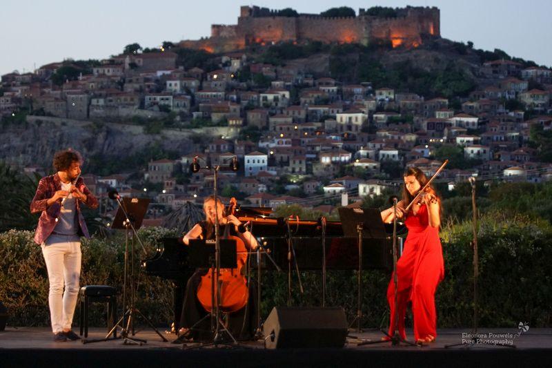 DEMO: Για 7η συνεχή χρονιά χορηγός στο Διεθνές Φεστιβάλ Μουσικής στο Μόλυβο της Λέσβου