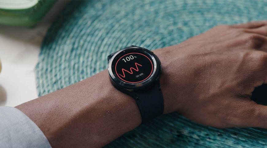 Η παρακολούθηση της αρτηριακής πίεσης στο Samsung Galaxy Watch βοηθά ασθενείς με πάρκινσον