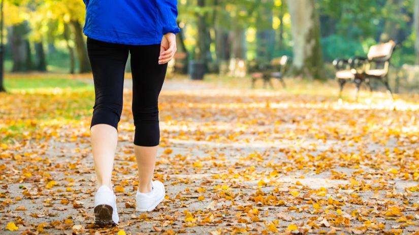 Γρήγορο περπάτημα και απώλεια κιλών