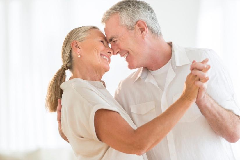 Η καλύτερη σεξουαλική ζωή έρχεται με το γήρας