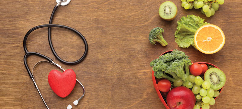 top-view-healthy-food-world-heart-day